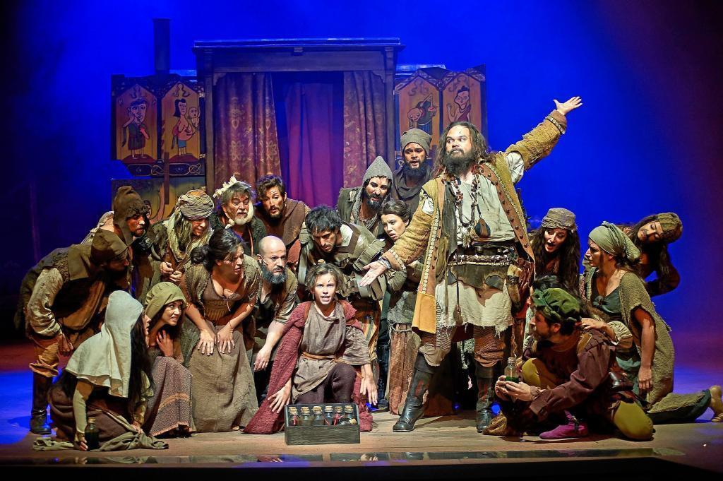 ¿Dónde? Teatro Nuevo Apolo Es, sin duda, uno de los...