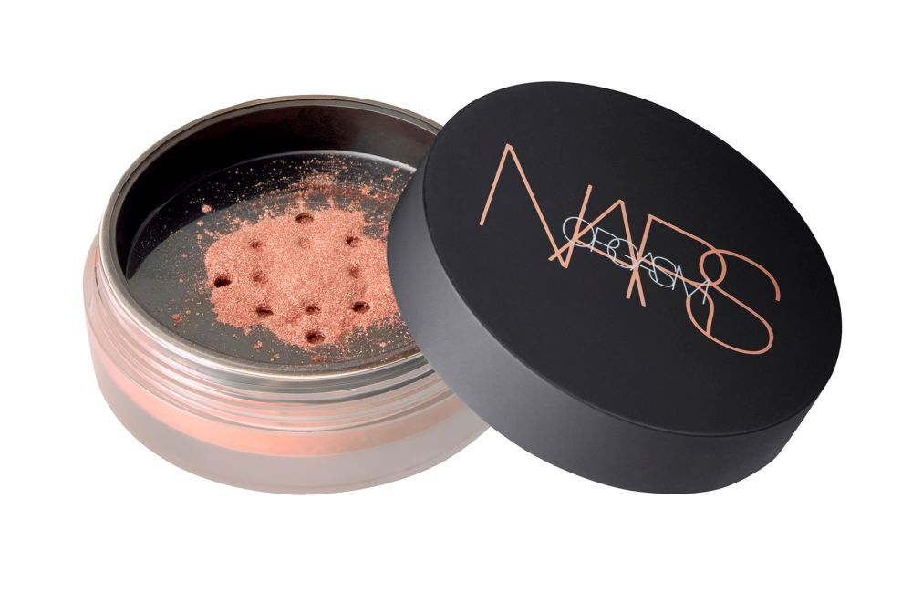 Orgasm Illuminating Loose Powder de NARS.