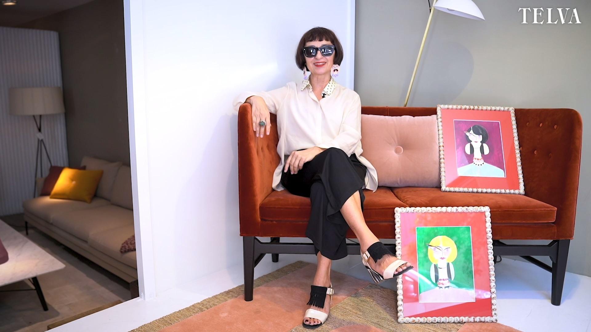 Entrevistamos a Lydia Delgado en su nueva pop up store de Madrid.