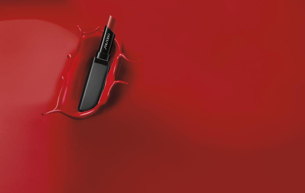 El nuevo labial VisionAiry Gel Lipstick  de Shiseido tiene un color...