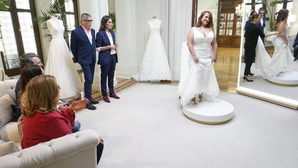 La modelo Laura Ponte o la diseñadora de novias Rosa Clará serán...