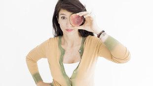 La nutricionista Andrea Carucci