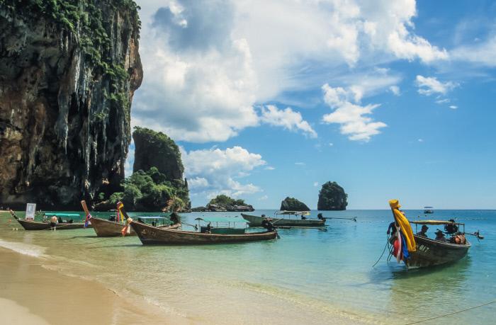 Chicken Island, una de las islas que puedes visitar en Krabi.