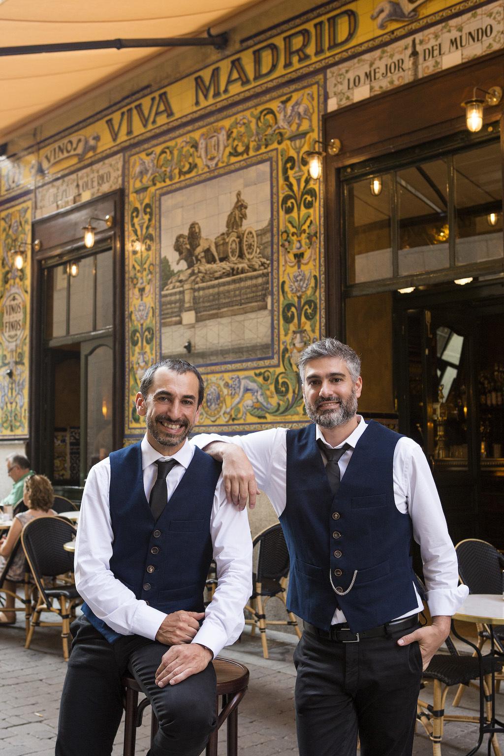 Viva Madrid: el proyecto de coctelería y gastronomía más castizo de...