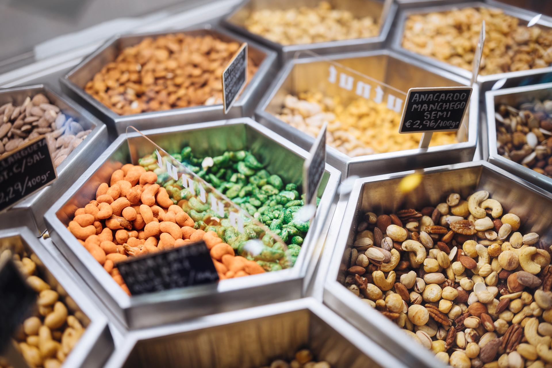 NutNut, los frutos secos a los que engancharse
