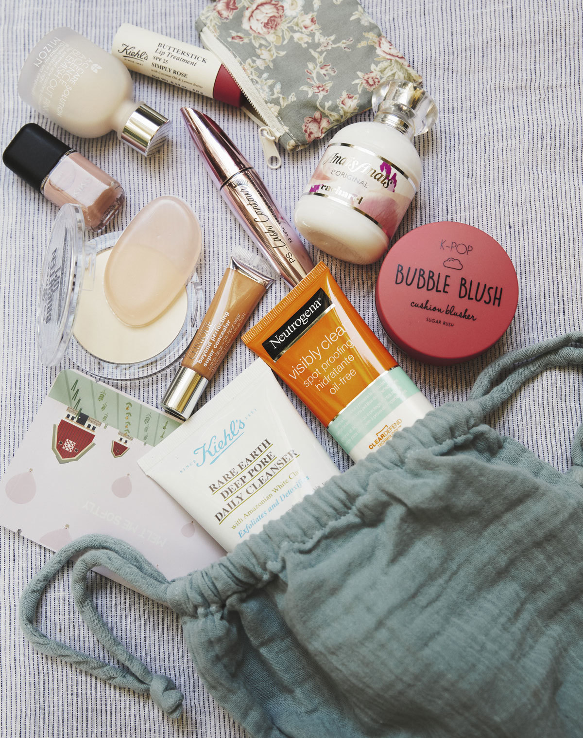 Su primer neceser: 30 productos de belleza e higiene para adolescentes
