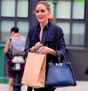 Olivia Palermo de compras