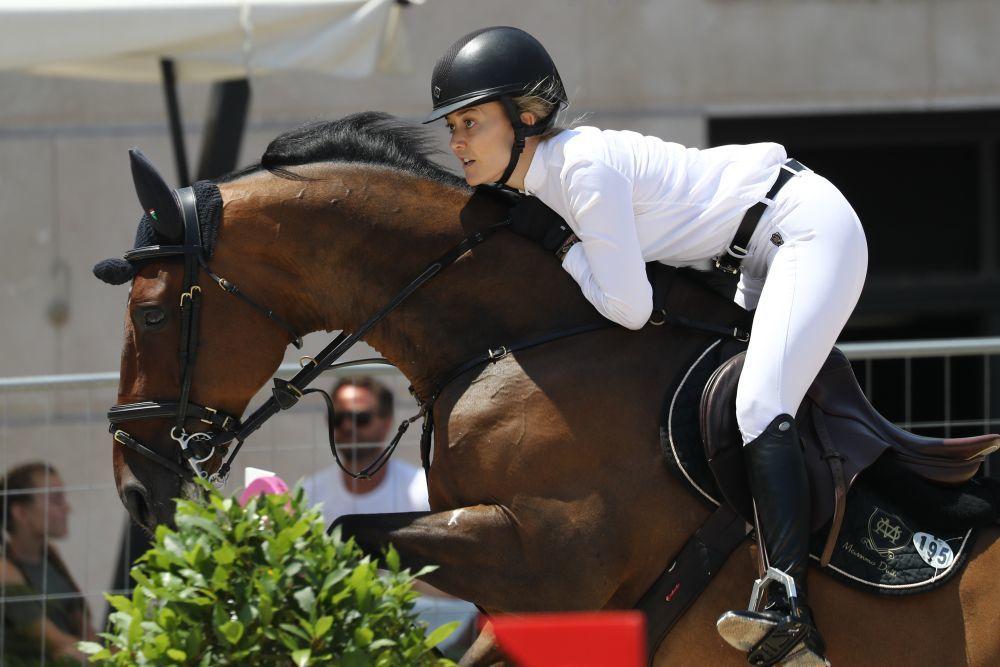 Los caballos son su gran pasión.