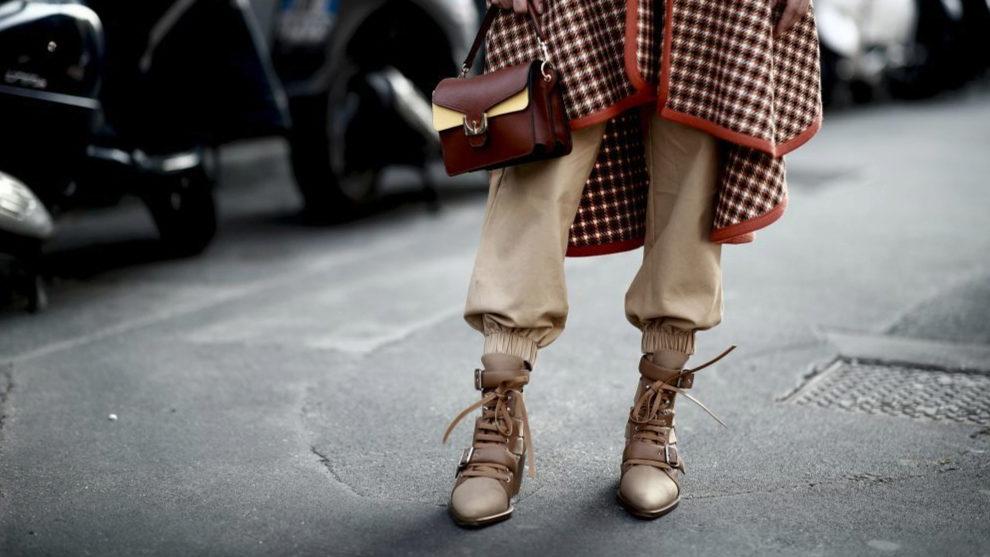 Las botas con cordones son la alternativa a las botas cowboy