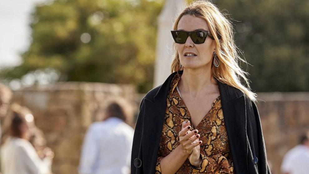 Marta Ortega, la heredera de Zara y de Inditex.