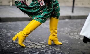 Las botas altas tienen un nuevo manual de uso.