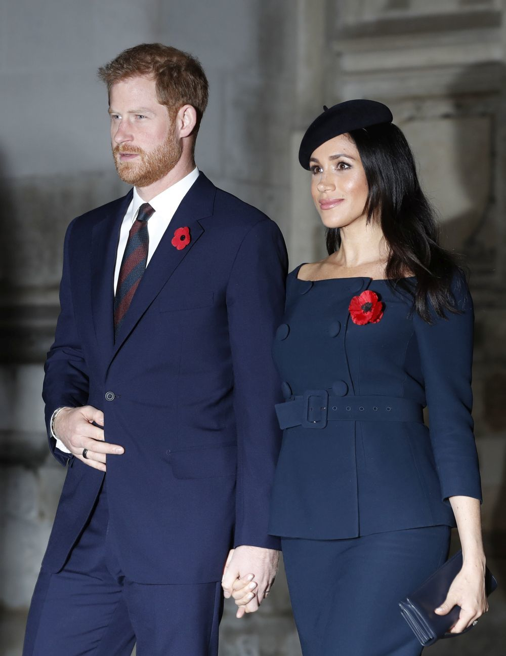 Los Duques de Sussex en uno de sus últimos eventos públicos.