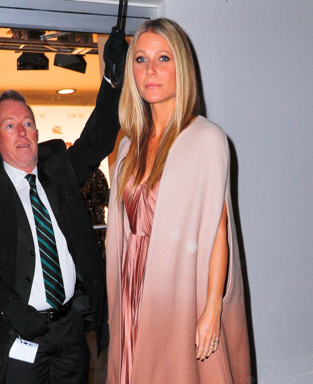 Gwyneth Paltrow también es fan del caldo de huesos para mantener unos...