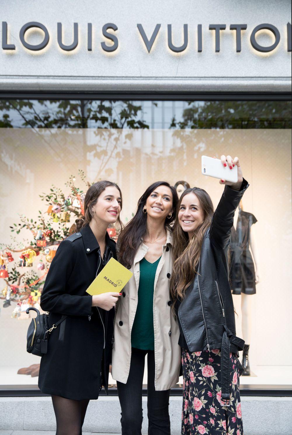 TELVA celebra el lanzamiento de la nueva Louis Vuitton Madrid City...