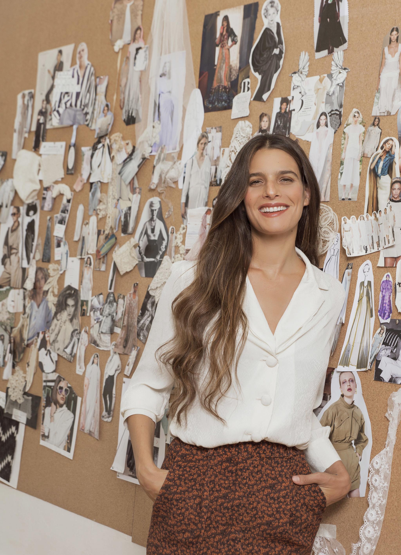 La diseñadora Inés Martín Alcalde.