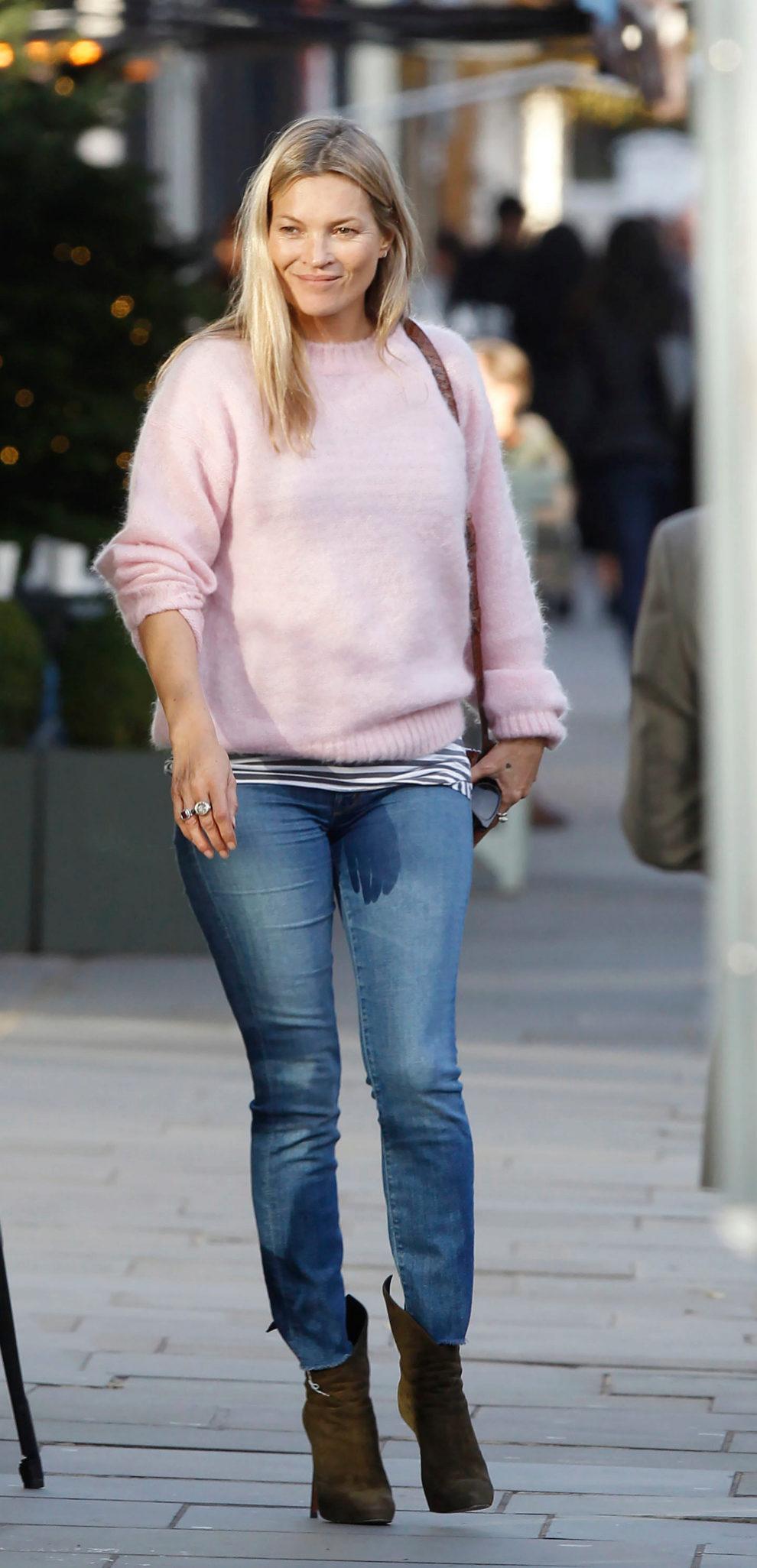 Kate Moss nos da las claves para lucir las botas cowboy de la...