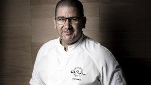 Dani García se suma al olimpo de los chefs con tres estrellas...