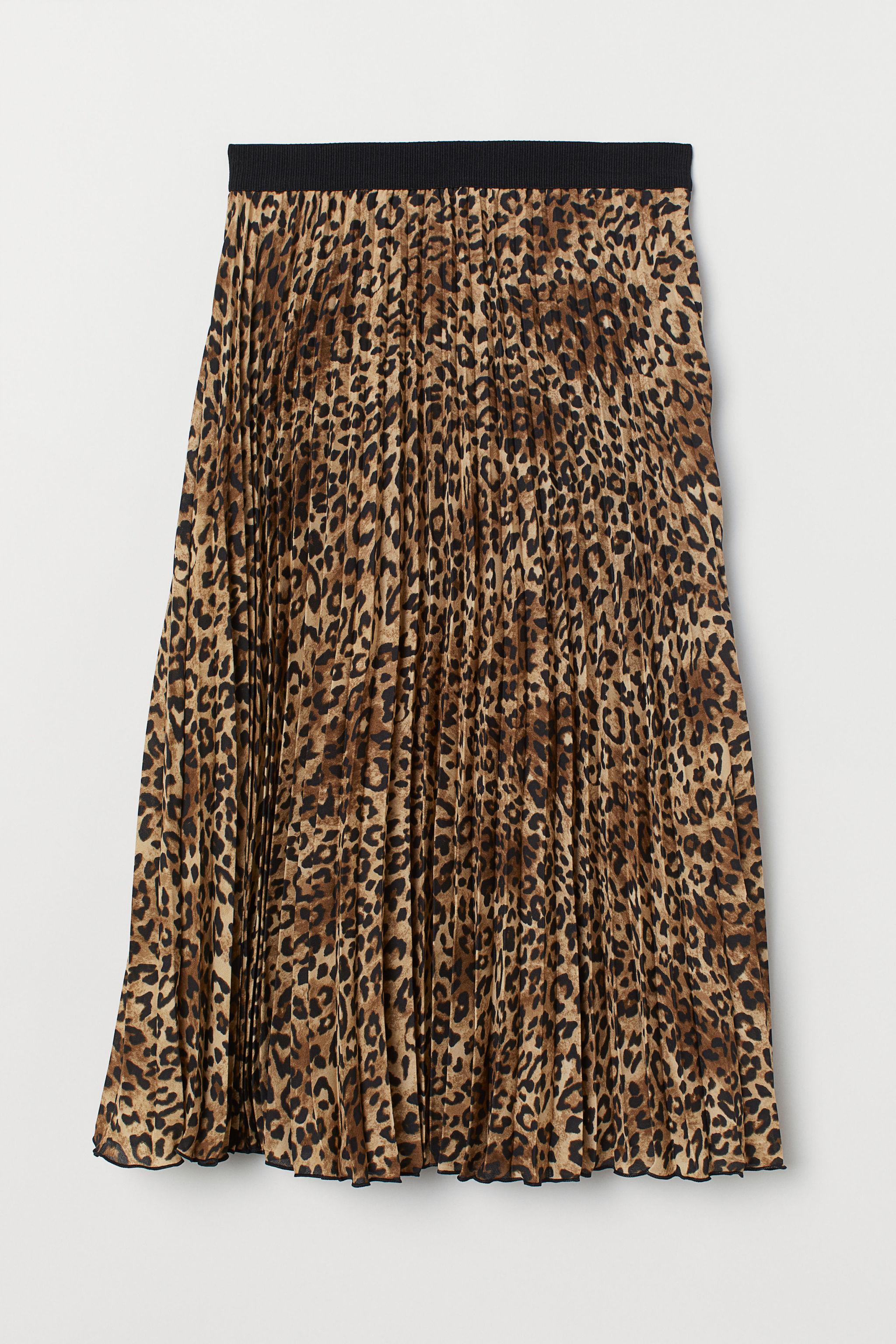 Falda de H&M (34,95 euros).