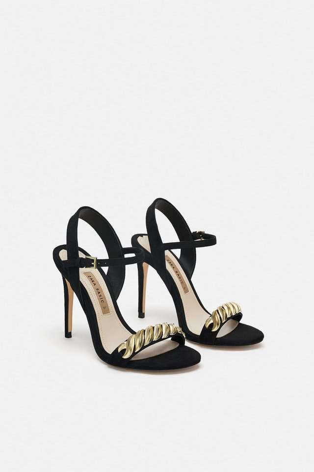 Son Vqxunwsaz Estos Sandalia Cost Con Adorno Low Zapatos Dorado De Los 1uFcT3lJ5K