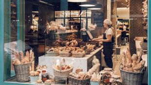 Crustó destaca por su gran variedad de panes y su toque único
