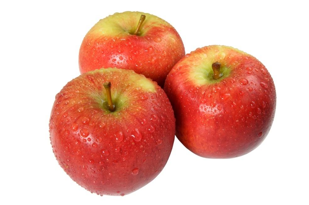 Las manzanas son otro de los alimentos que provocan gases por su alto...