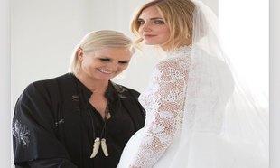 La directora creativa de Dior era la encargada de crear a medida el...