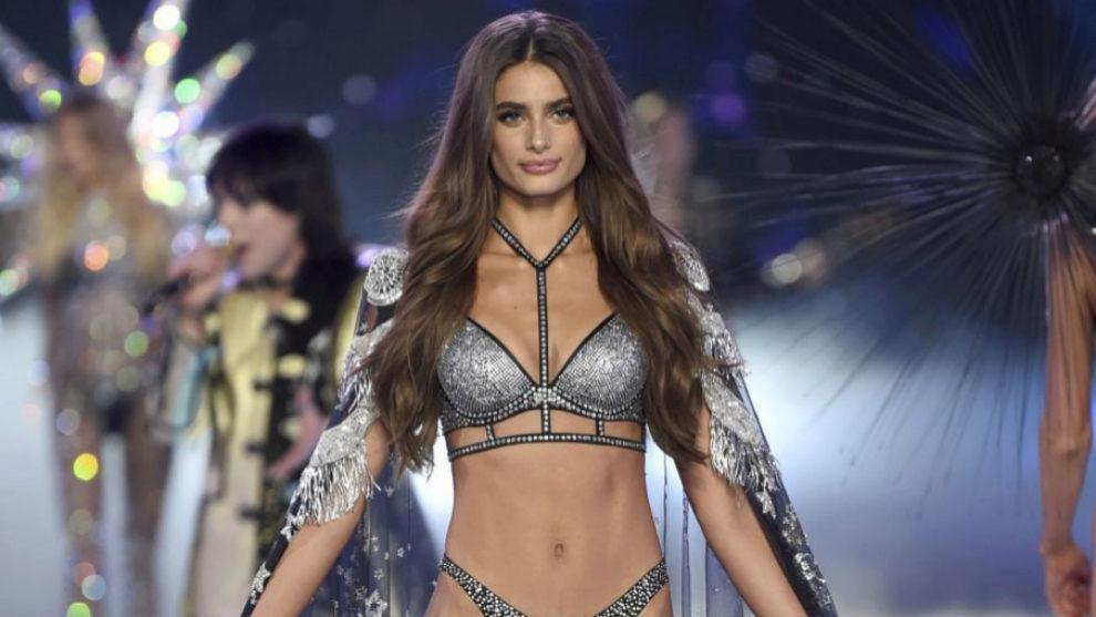 Taylor Hill es uno de los ángeles de Victoria's Secret que no ha...