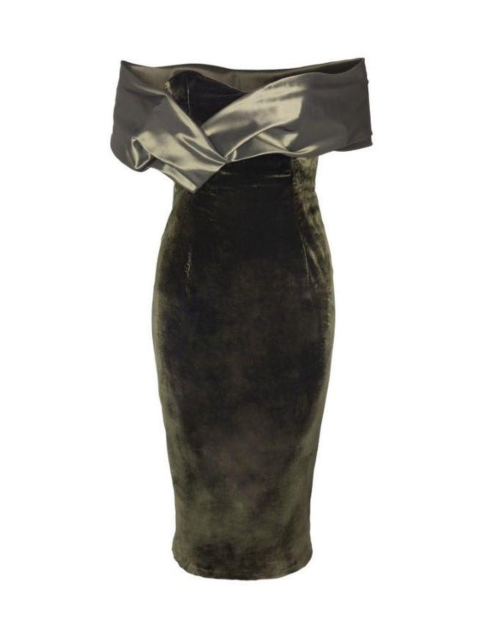 Vestido de Anonymous (280 euros)