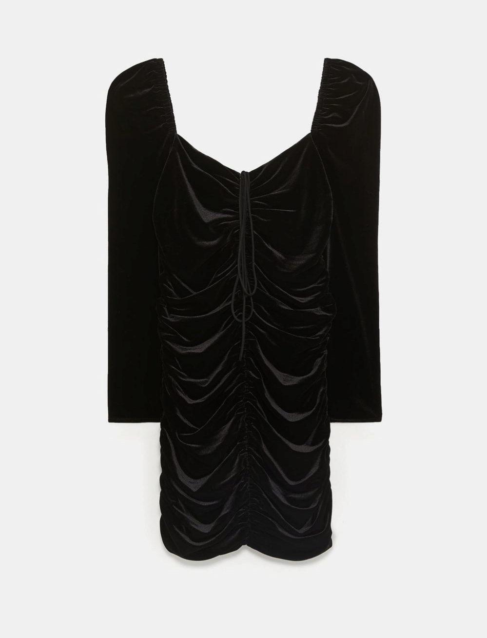 Minivestido de Zara (39,95 euros)
