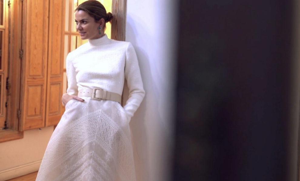 el vestido de novia de alejandra de rojas | telva