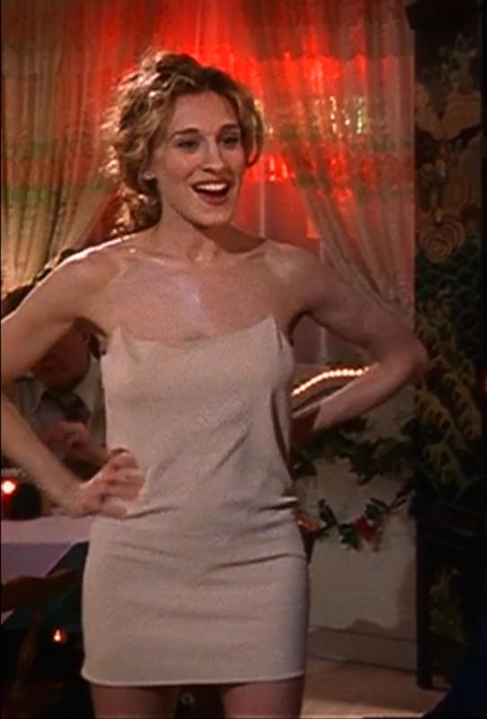 Carrie en Sexo en Nueva York.