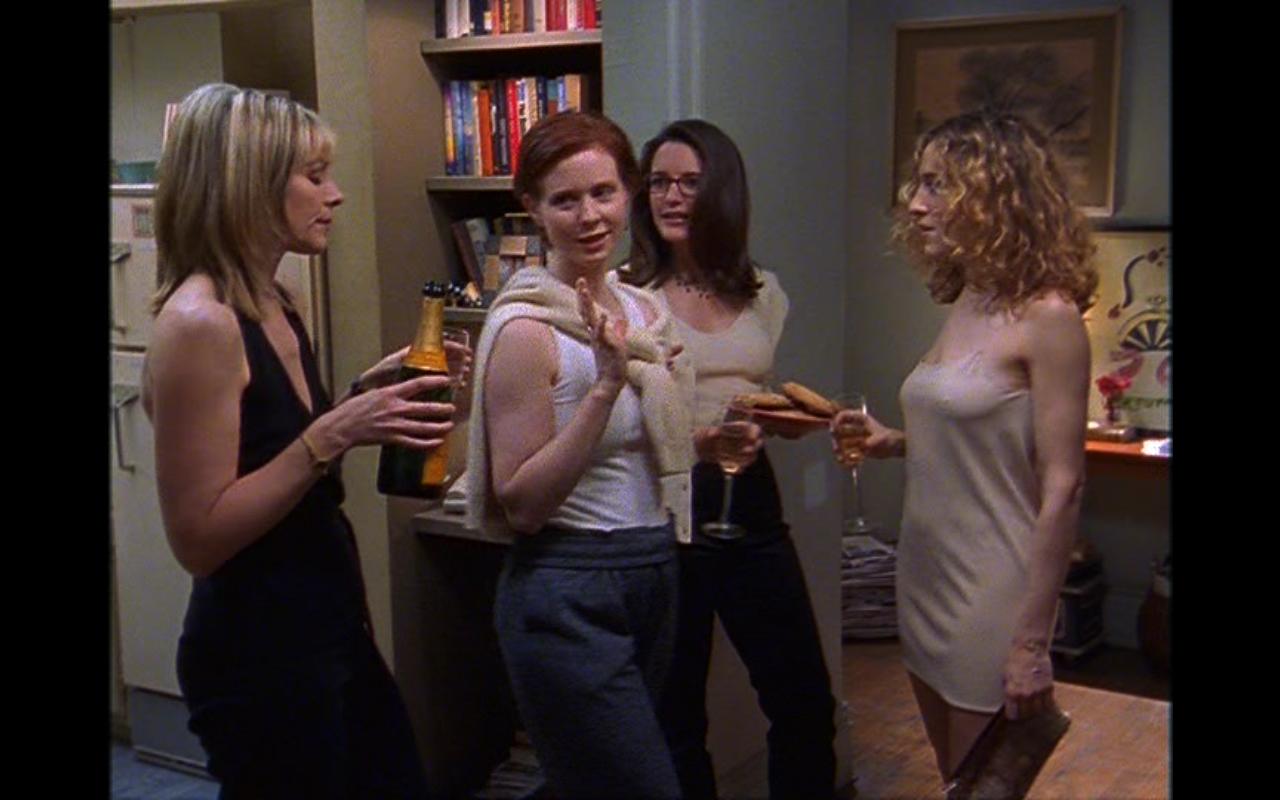 Fotograma de Sexo en Nueva York.
