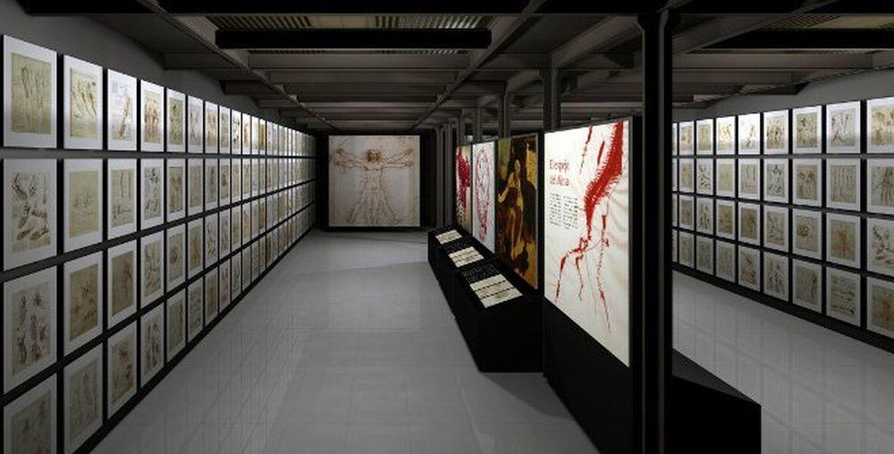 La exposición de Leonardo Da Vinci visita sus trabajos y explora su...
