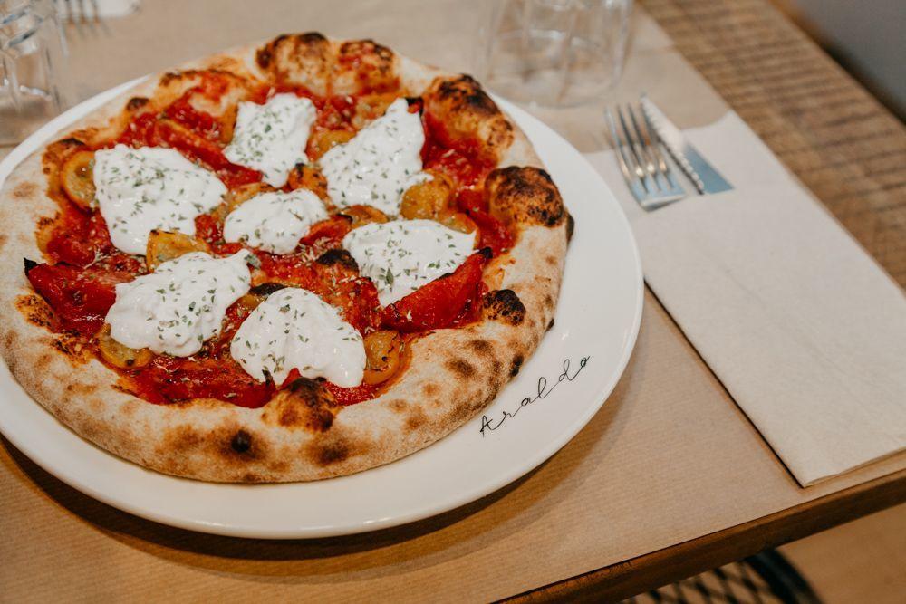 Araldo sortea un viaje a Verona con sus pizzas.