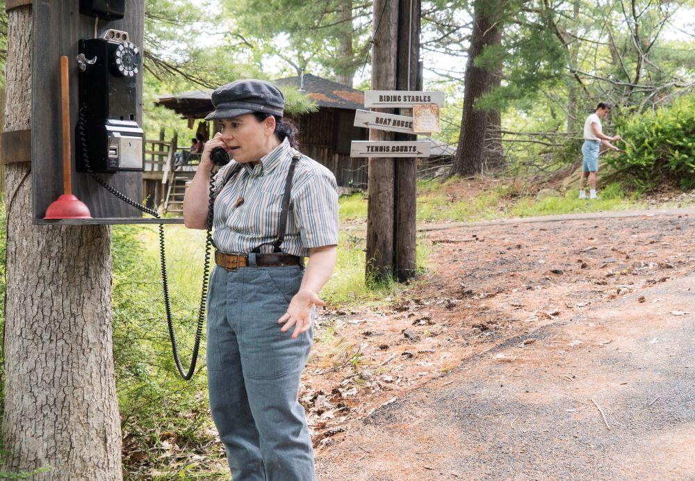 Alex Borstein interpreta a Susie Myerson.