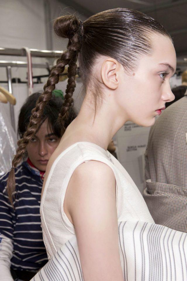Trenzas Urban Cool 14 Peinados De Fiesta Para Pelo Largo Y