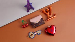 Campaña de Navidad Louis Vuitton