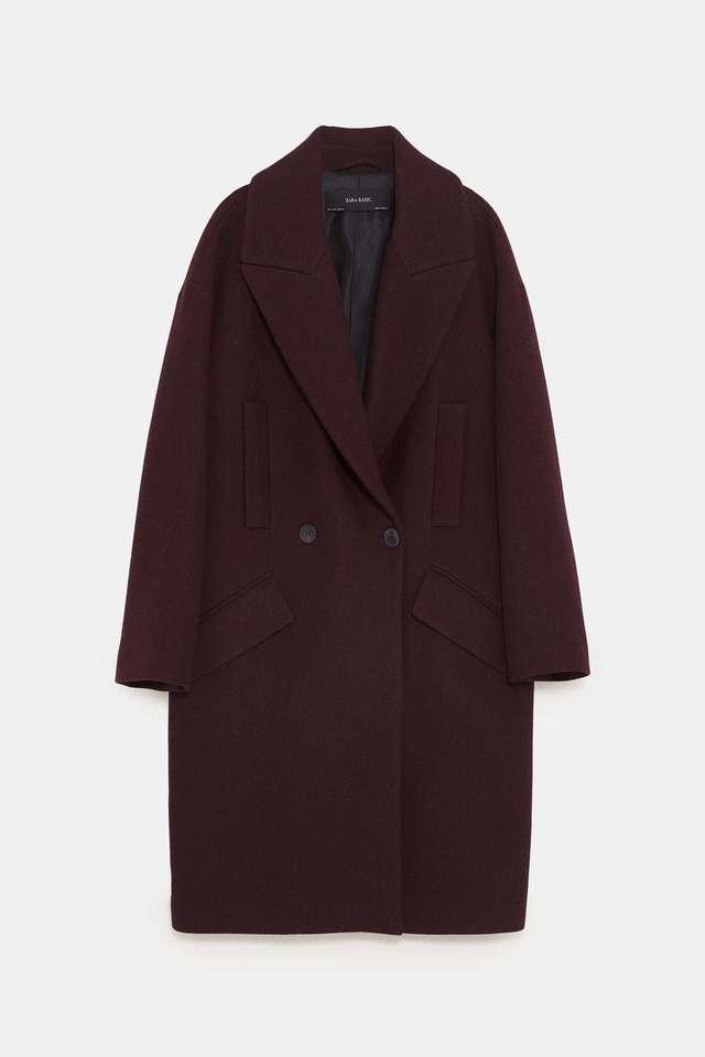 Que es un abrigo oversize