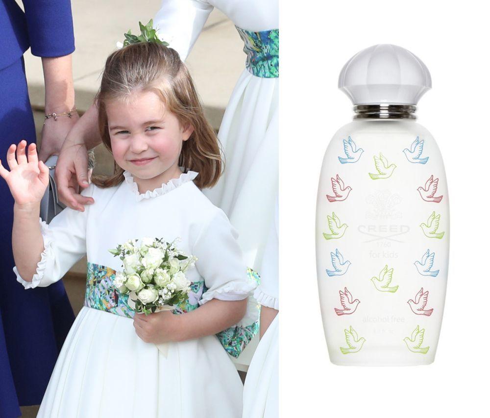 A pesar de su corta edad, solo tiene 3 años, la hija de los Duques de...