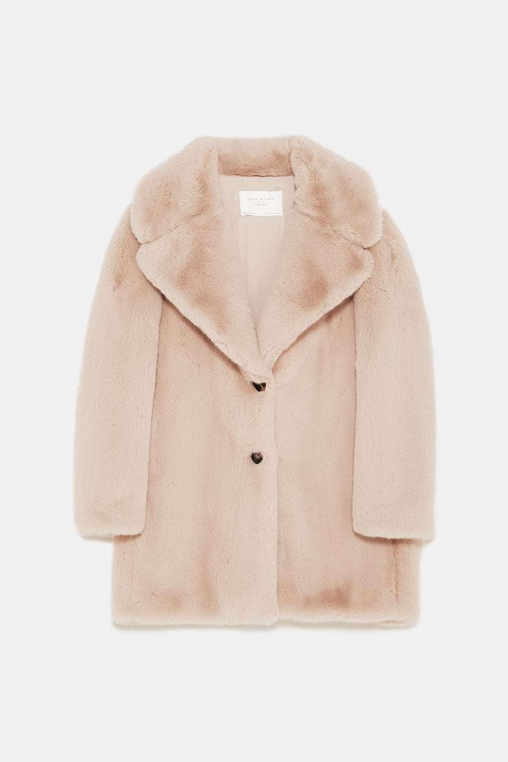 amplia gama selección mundial de comprar oficial Estos abrigos de Zara están ya rebajados al 50 por ciento ...