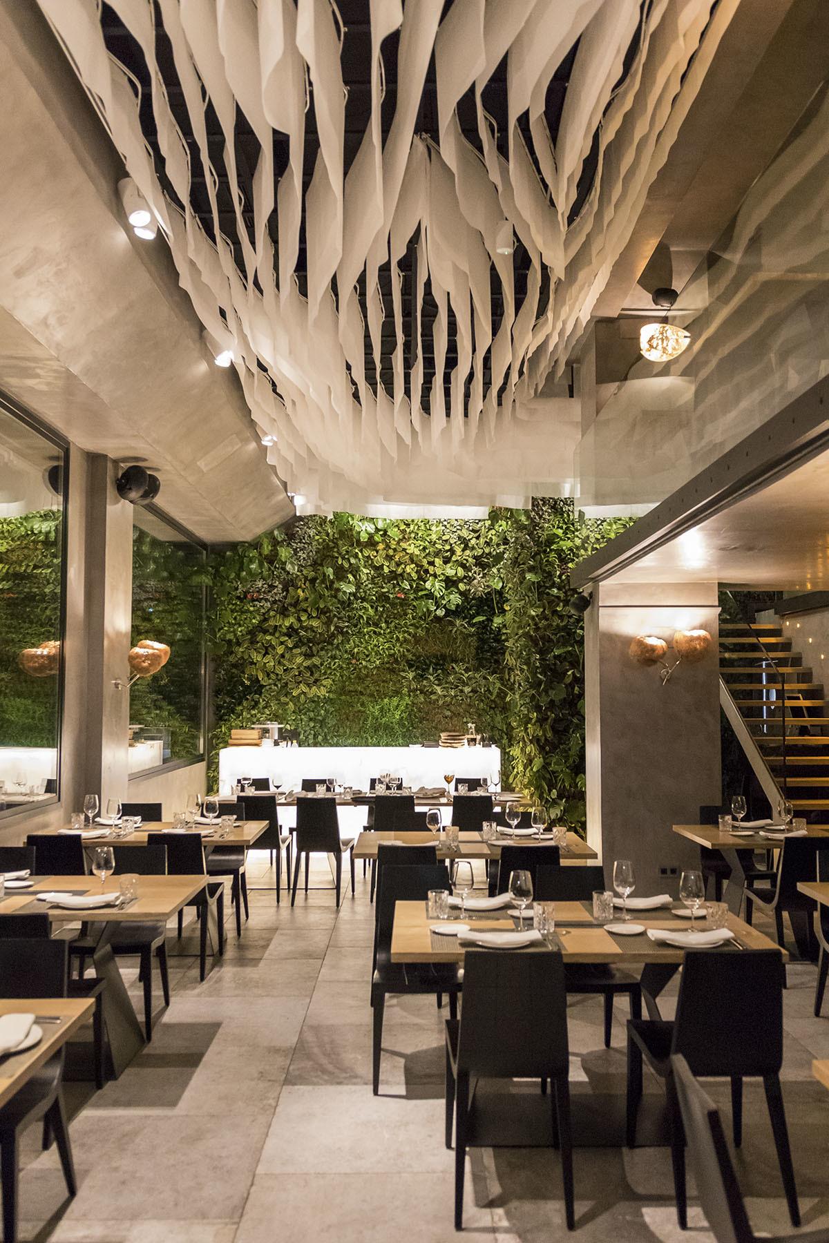Restaurante Origen, Bilbao.