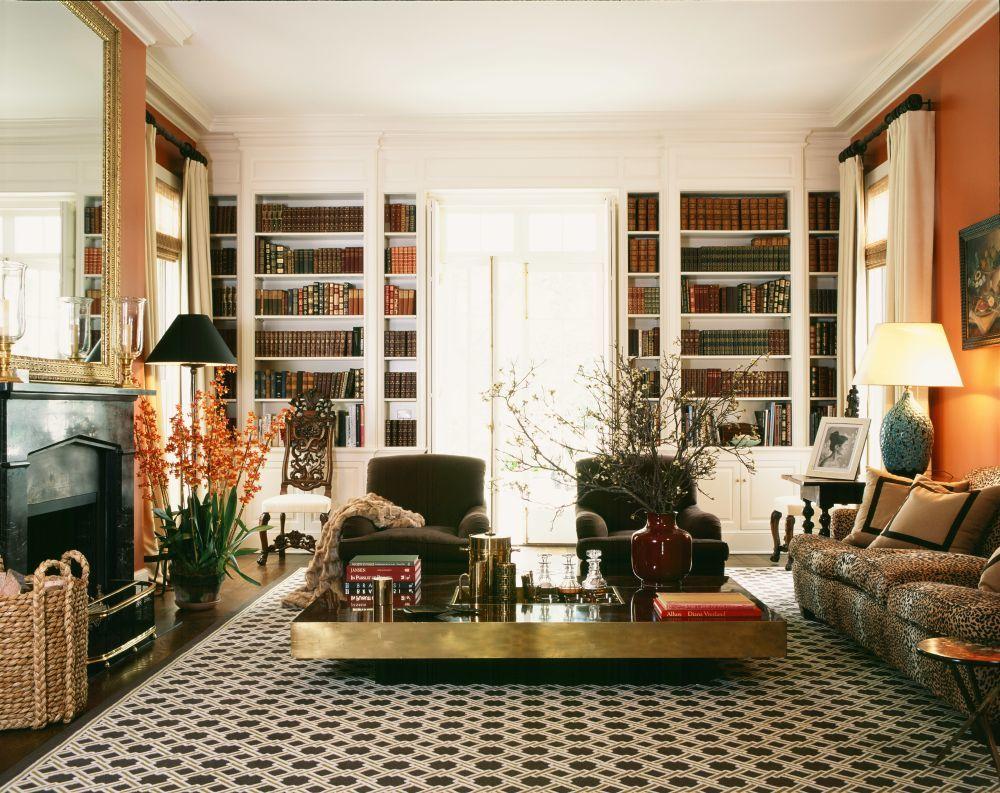 La casa de Aerin situada en pleno corazón de Manhattan, dice mucho de...