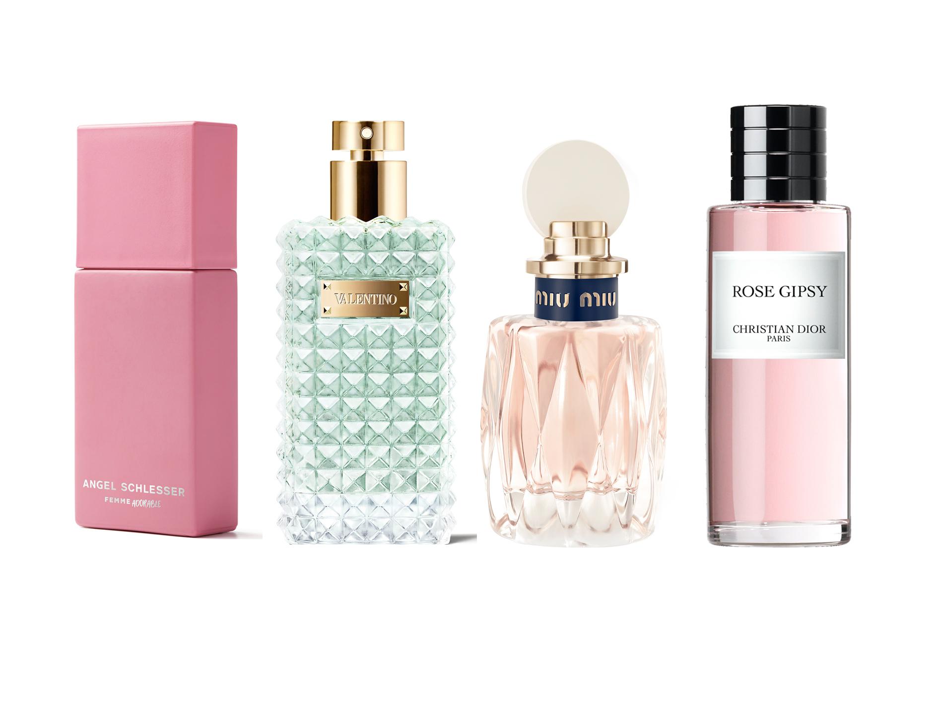 Hay una nueva generación de perfumes con la rosa como protagonista
