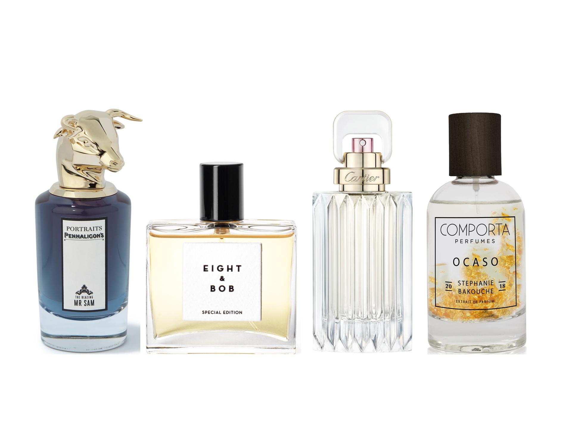 Muchos perfumes se inspiran en sitios, situaciones e incluso personas