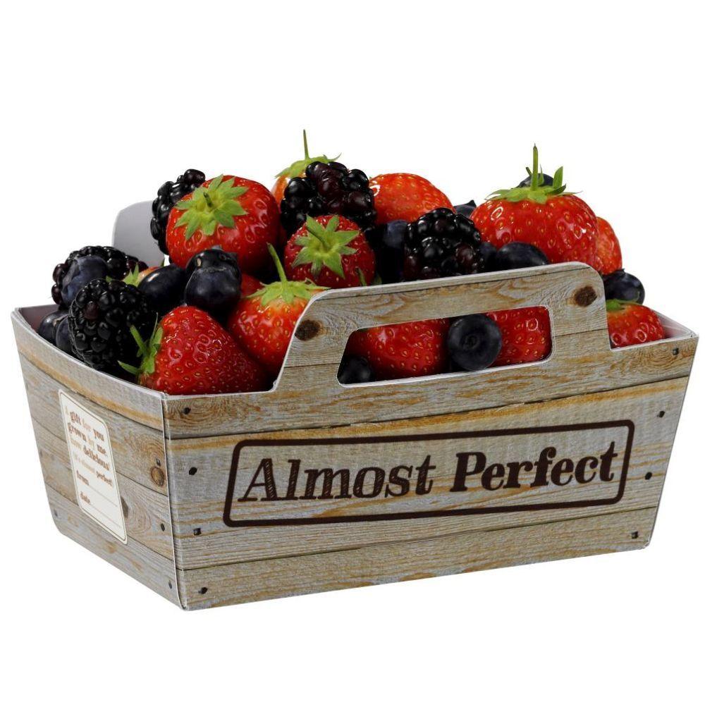Fresas, moras, arándanos son ricos en vitaminas y minerales