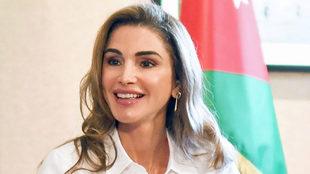 Rania de Jordania.