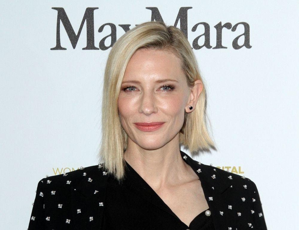 Cate Blanchett, el ejemplo de que una melena midi puede restarte años...