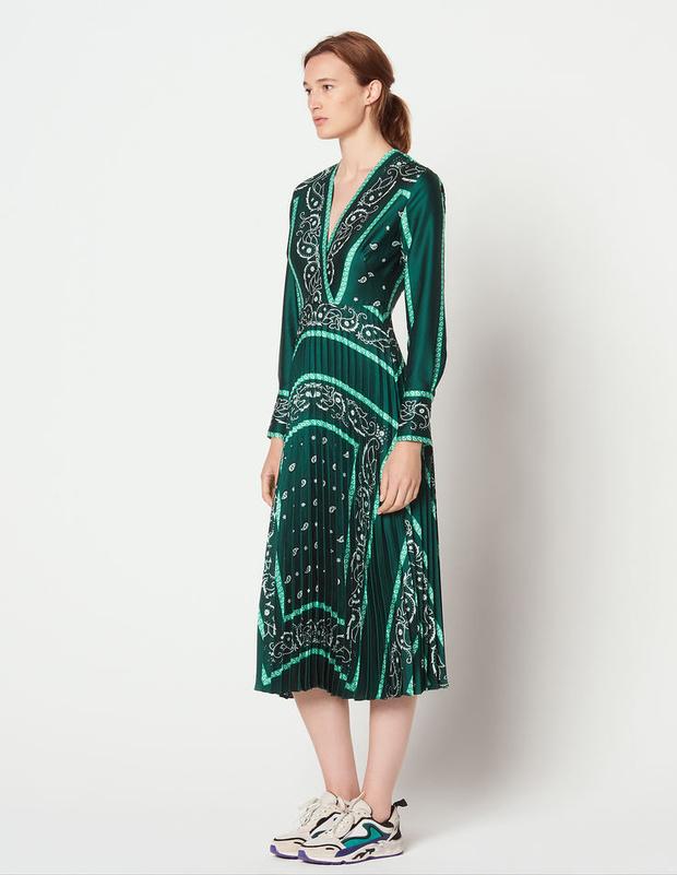 Vestido de Sandro Par