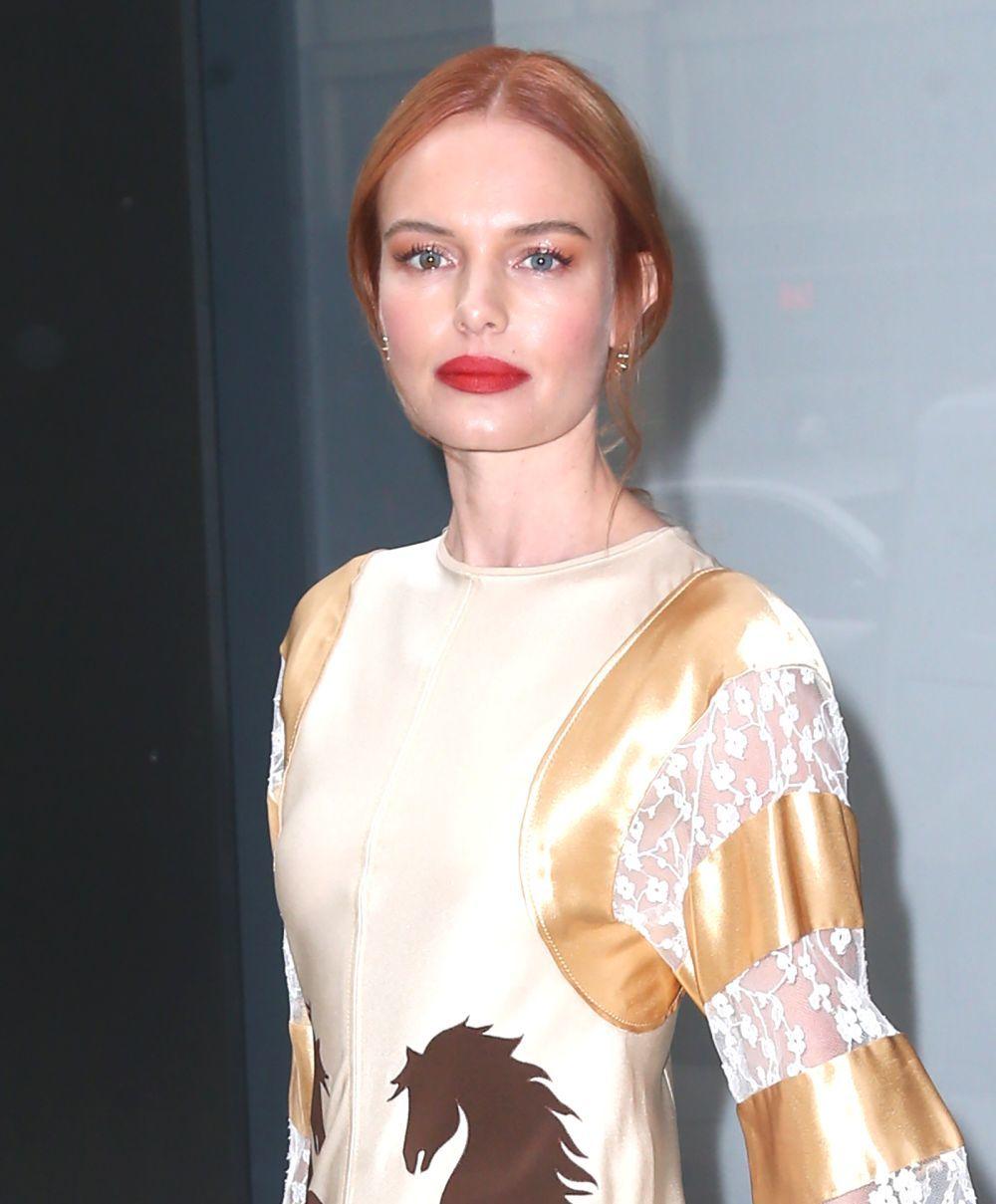 Kate Bosworth con un pelirrojo.