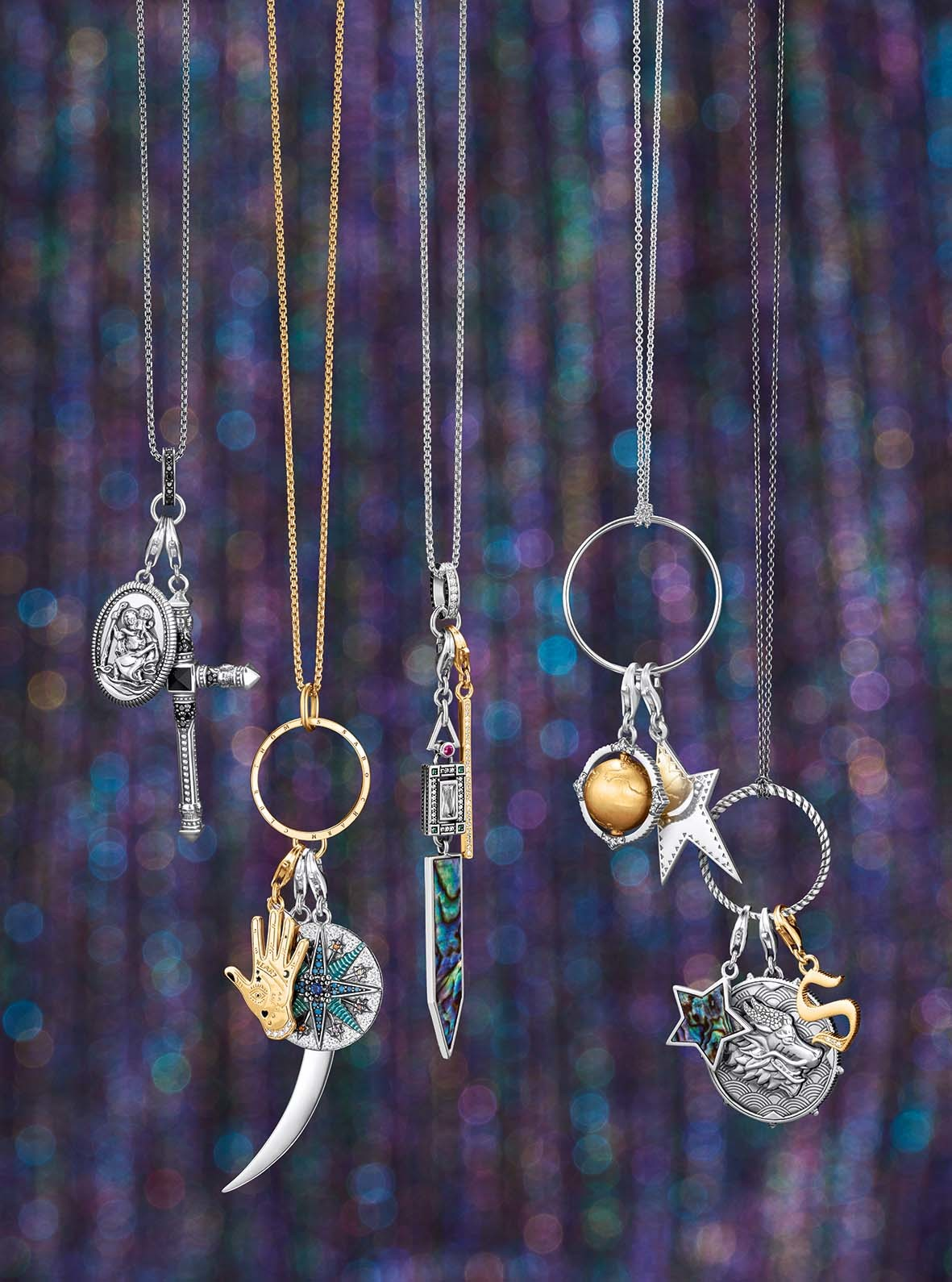 Joyas de Generation Charm Club de Thomas Sabo.